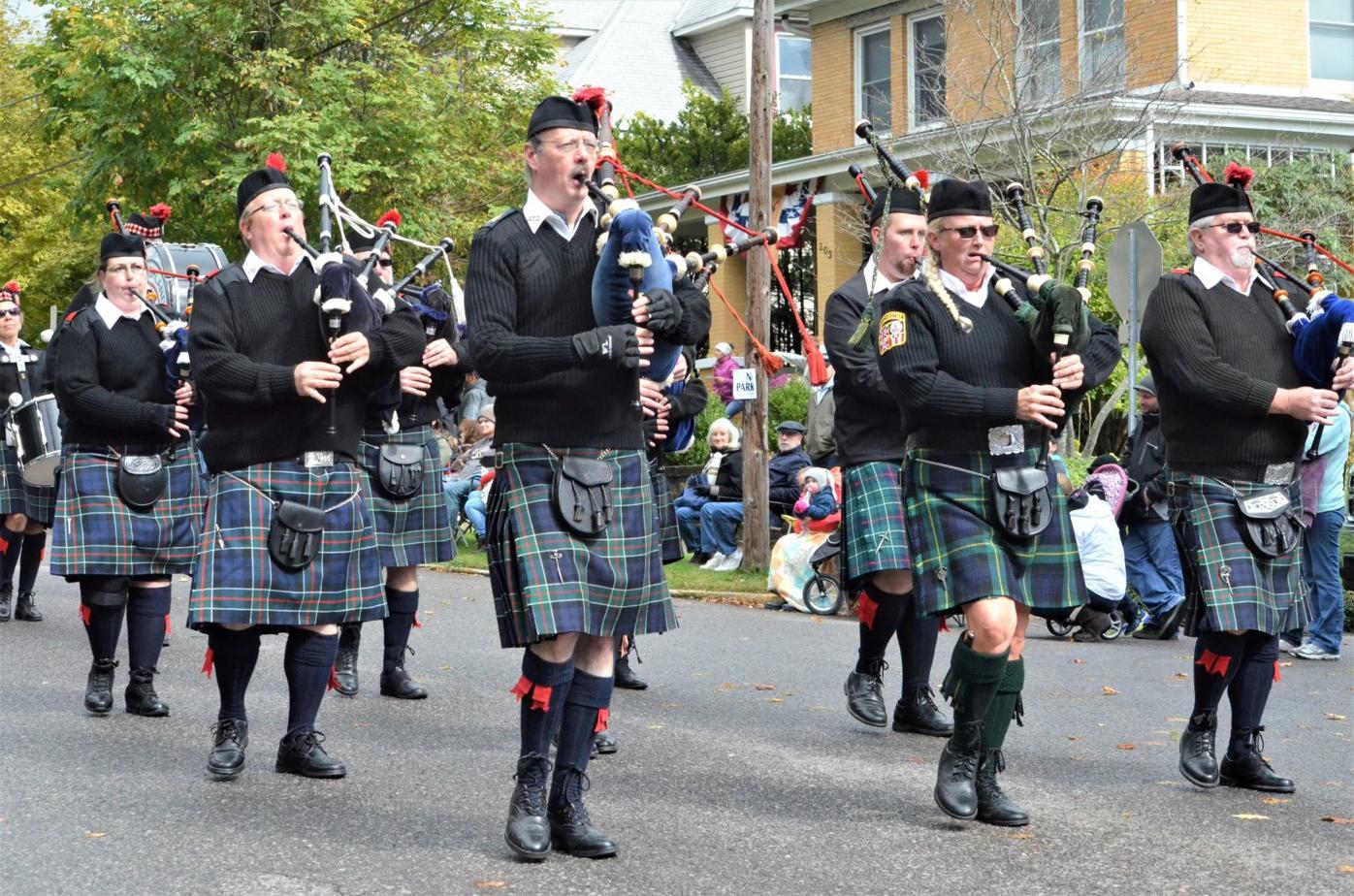 Highland glory