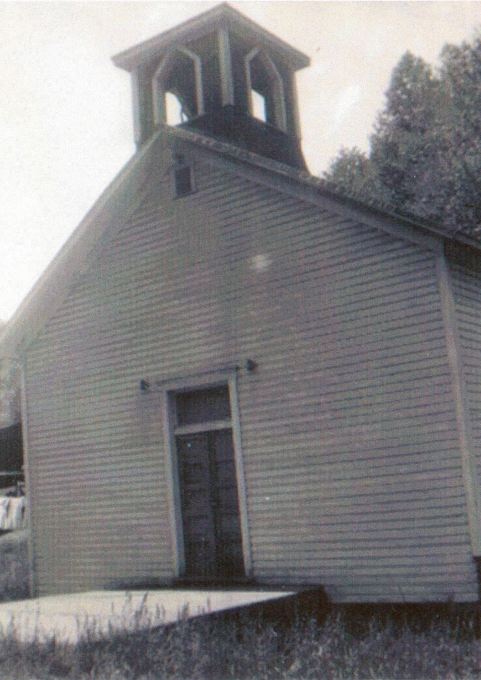 West End United Brethren church then