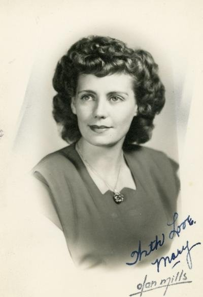 Mary Grimes