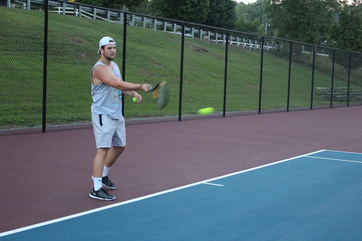 Tennis at Deegan and Hinkle Lakes Park