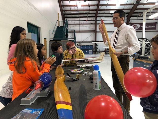Learning Options - aviation exploraiton