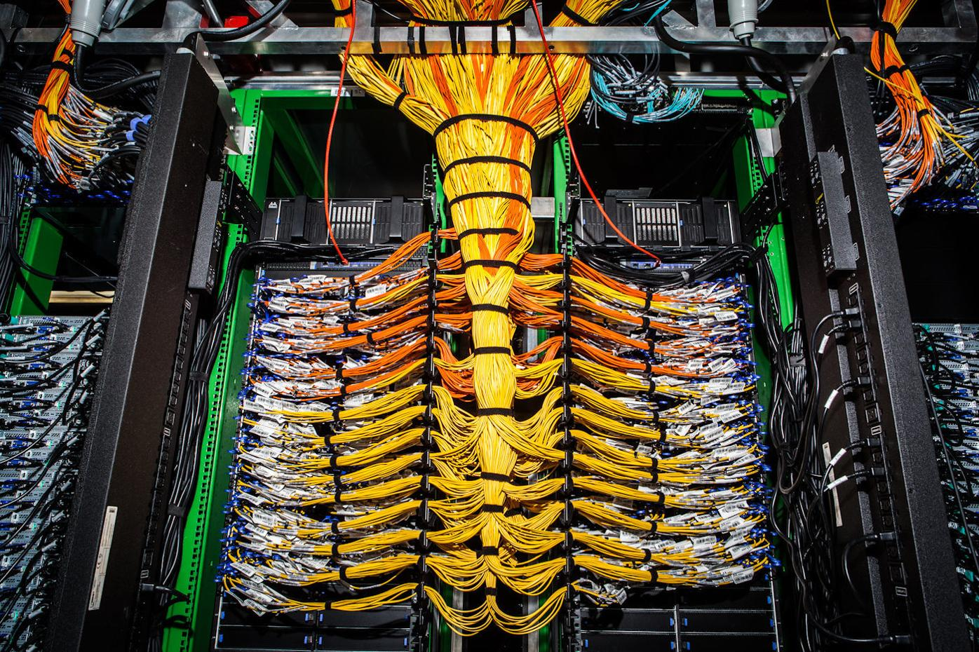 JOULE supercomputer