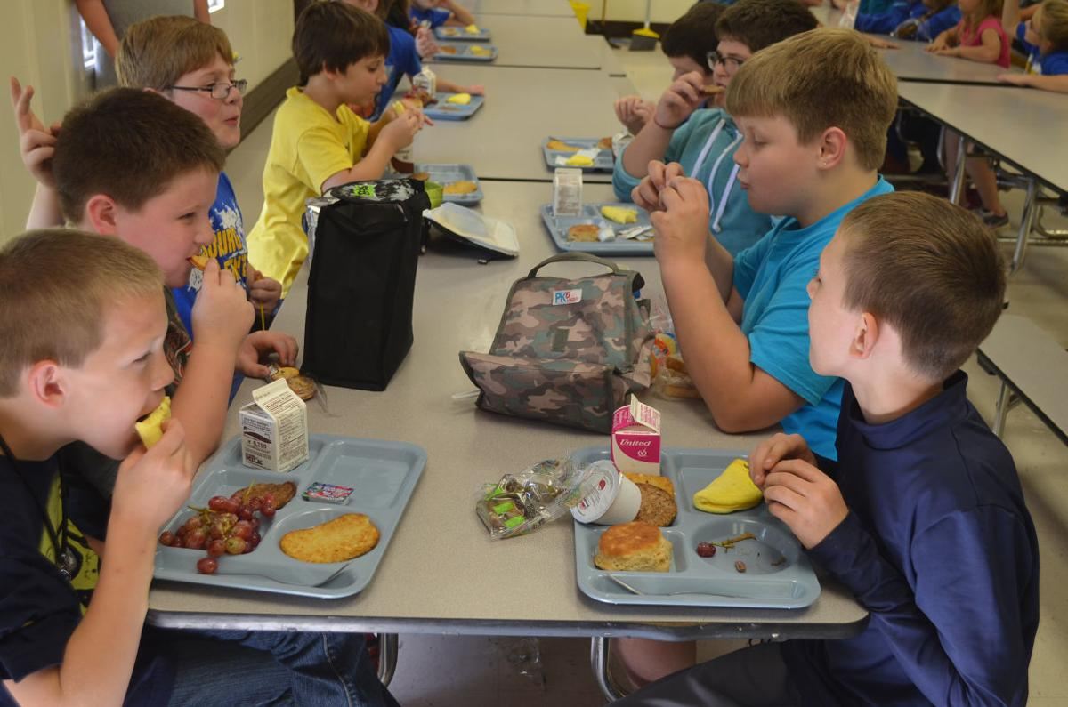 National School Lunch Week wraps up | Local | wvnews com