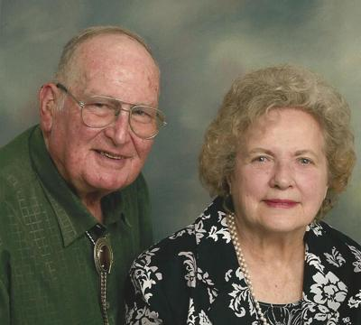 Charles and Barbara Wellings