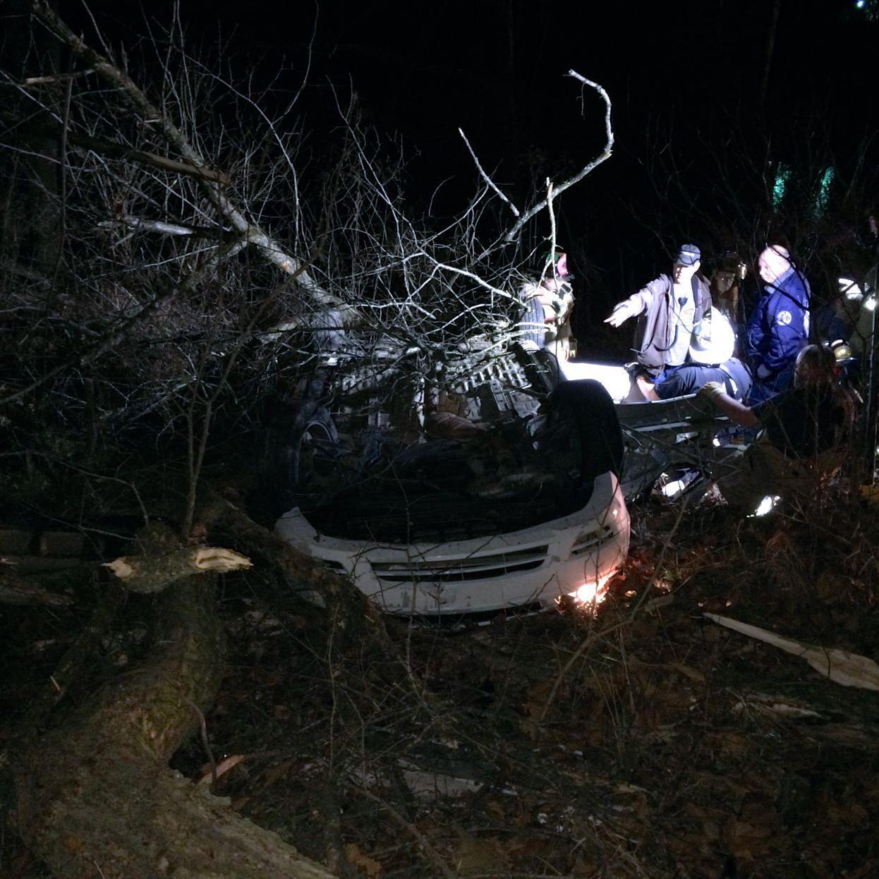 Identities released in Dec  19 quadruple fatal wreck   WV