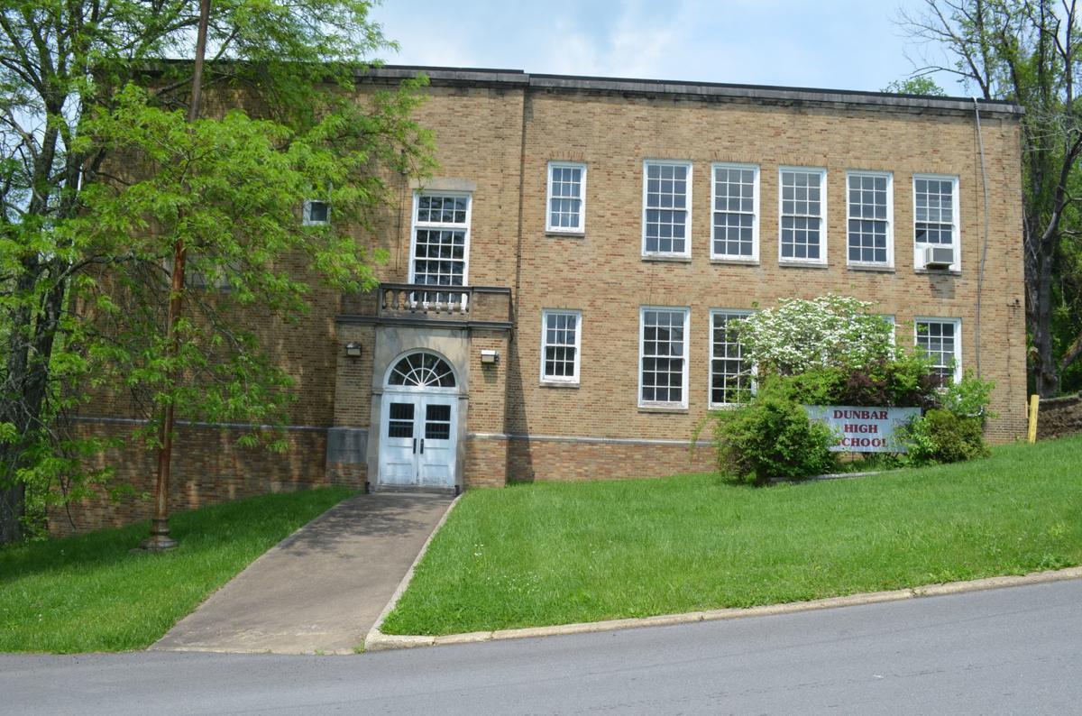 Dunbar School - exterior May 2018