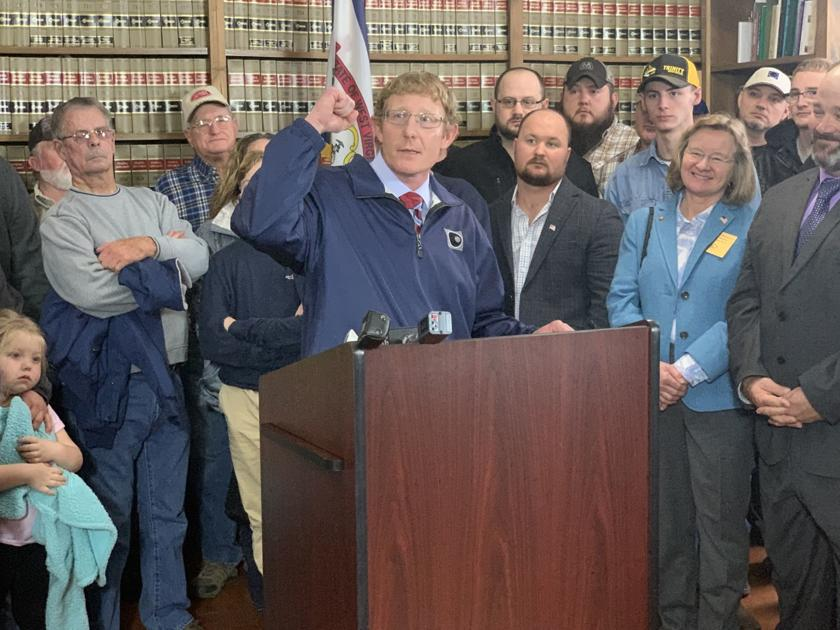 WV AG Morrisey: 'cautiously optimistic' about ACP ruling