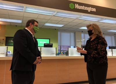 Lender of the Year award, Huntington Bank, Oct. 19