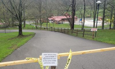 Lewis County Park, pool will be closed this summer
