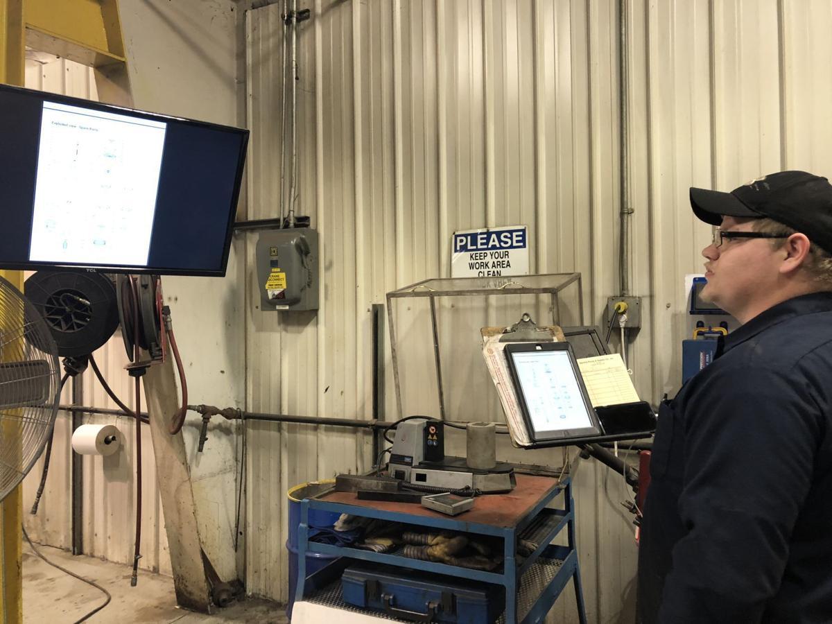 Pump Repair Process