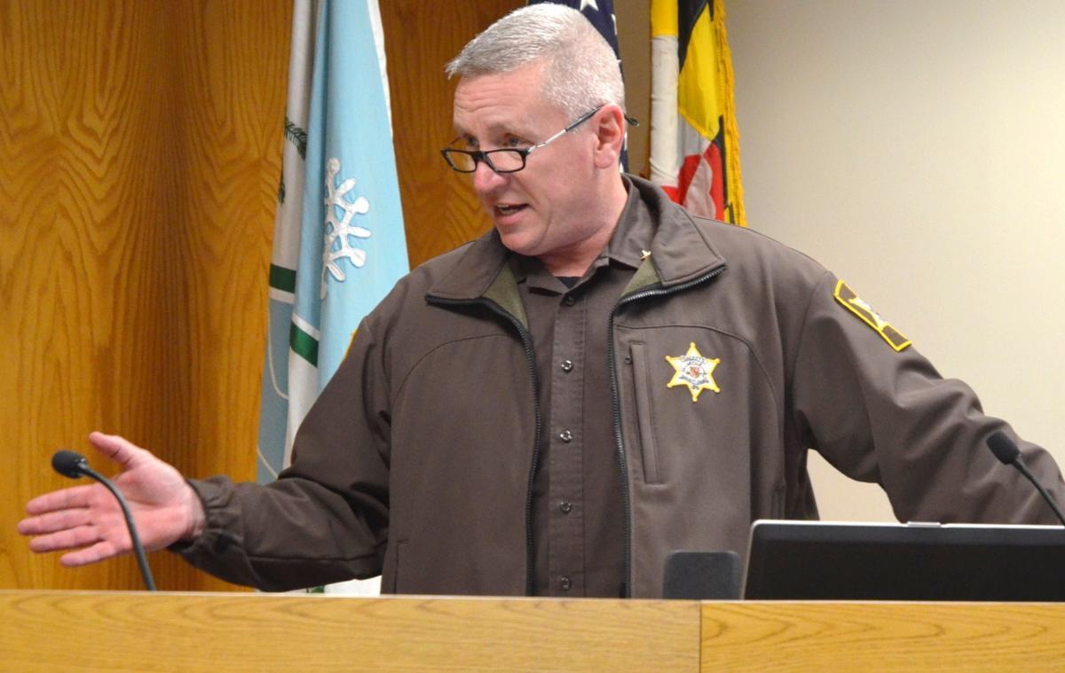 Sheriff Rob Corley