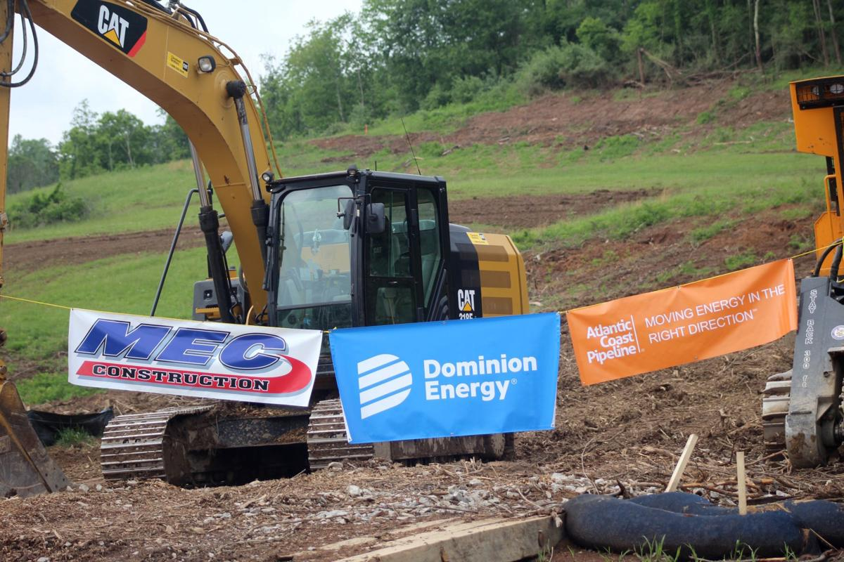 Atlantic Coast Pipeline construction begins with groundbreaking in