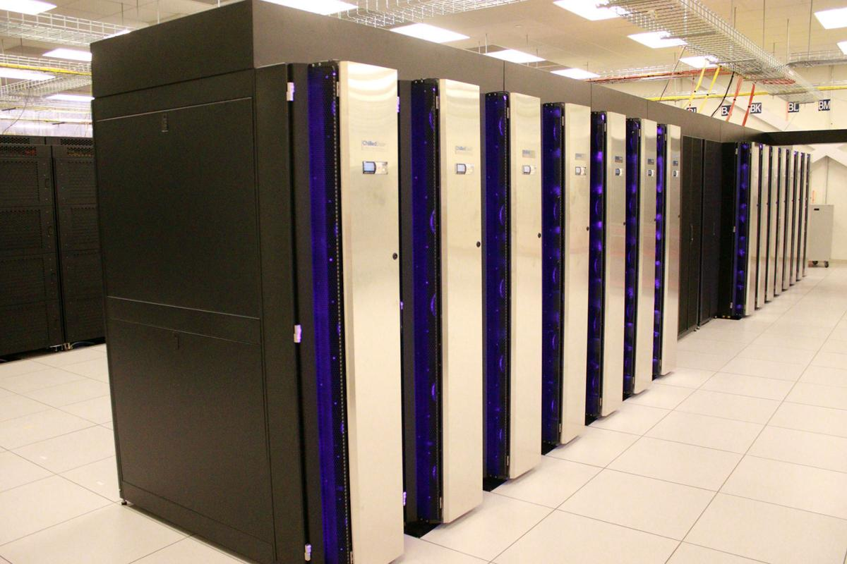 General Dynamics awarded $553 million supercomputing program