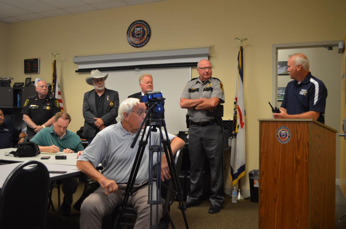 Marion County, WV, 911 Center demonstrates new