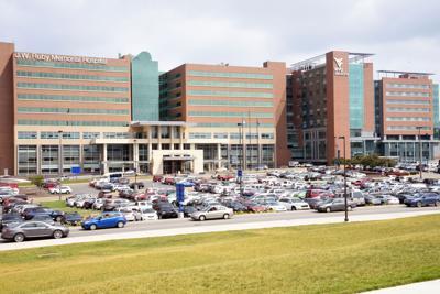 WVU Medicine J.W. Ruby Memorial Hospital