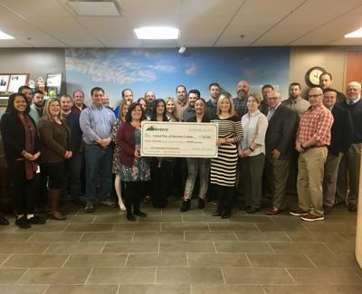 Antero donation to United Way of Harrison County