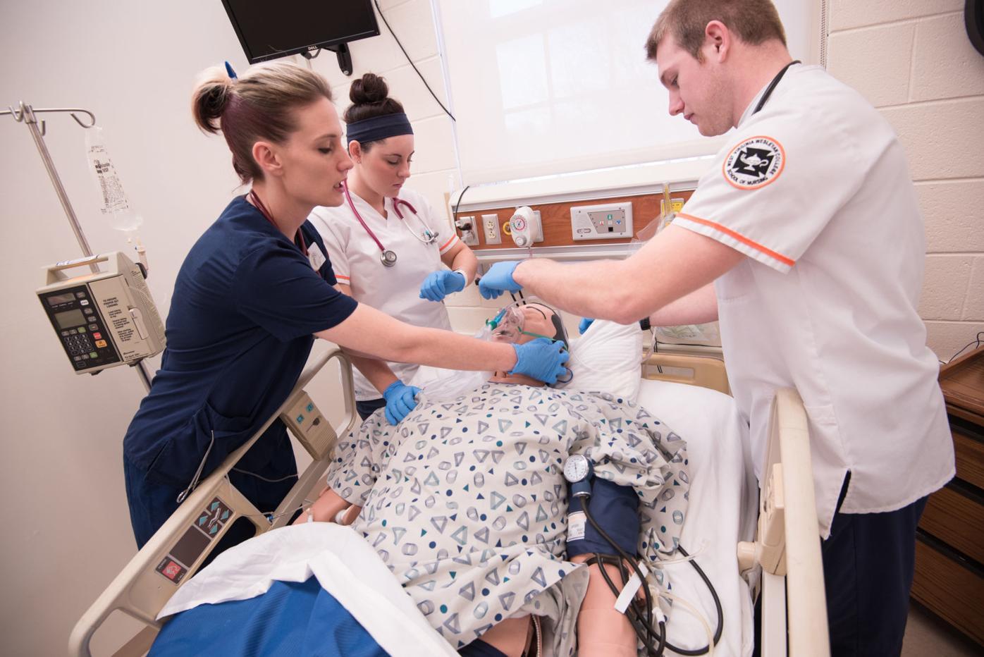 West Virginia Wesleyan College nursing