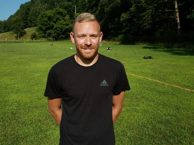 LCHS Boys Head Soccer Coach Ryan Casto