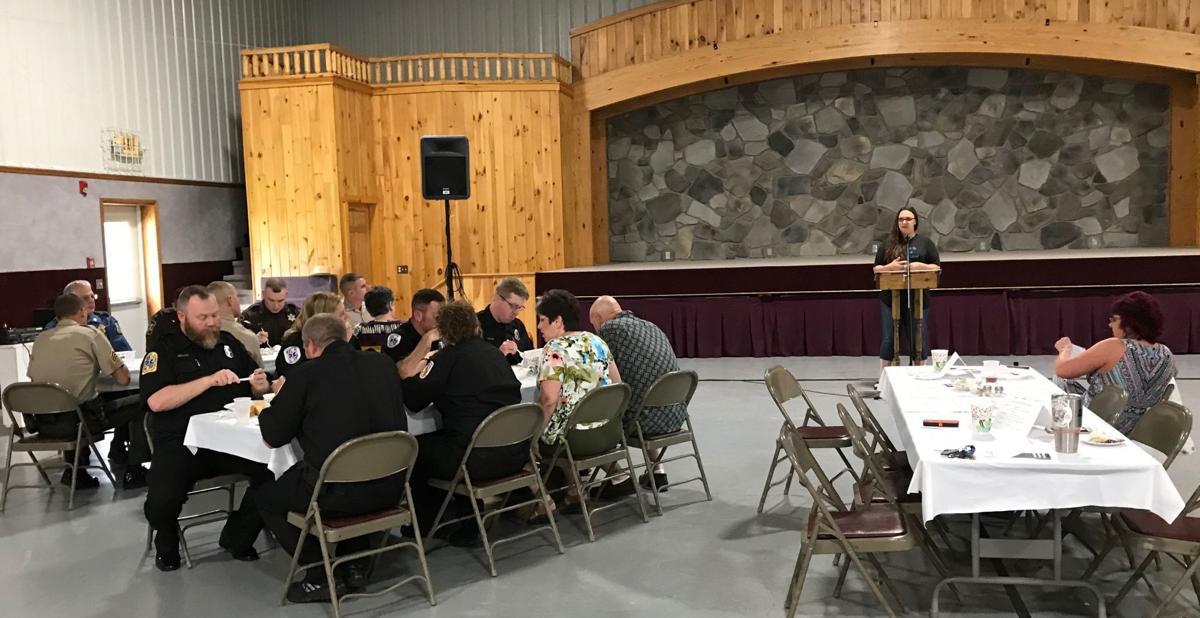 Health Department holds appreciation dinner