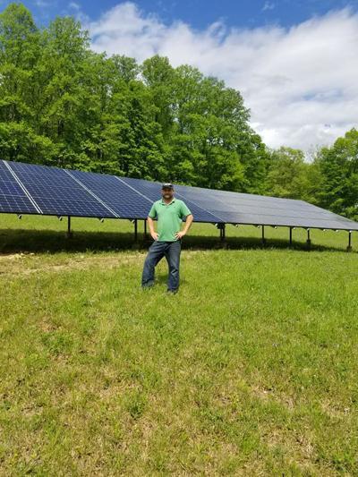 DT Solar owner Doyle Tenney