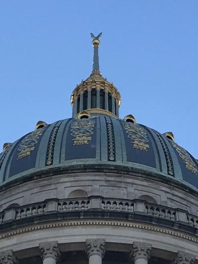WV Capitol dome (copy)