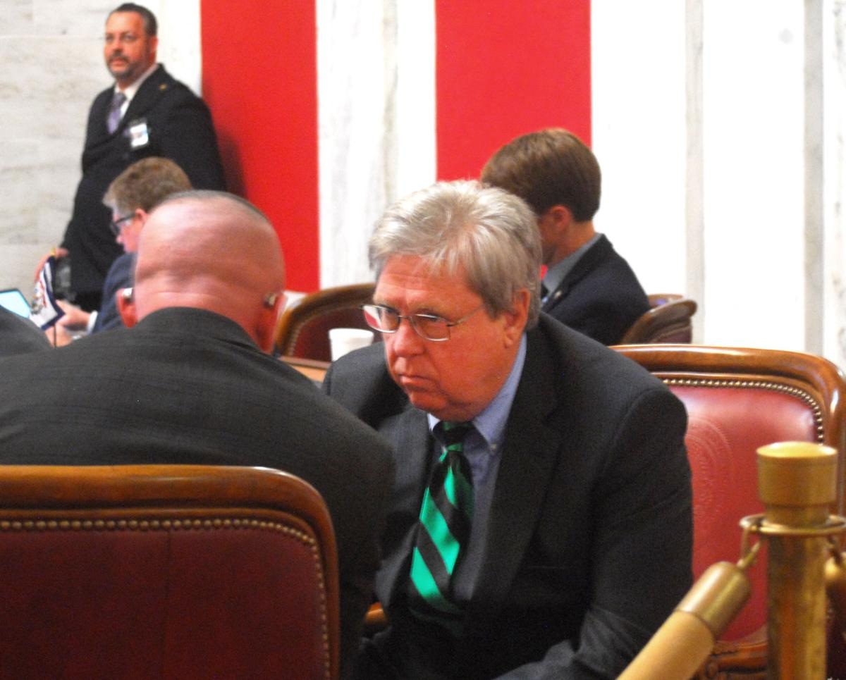 Sen. Mike Woelfel introduces sex assault bill