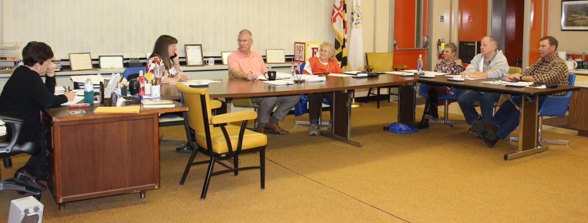 Friendsville Town Council