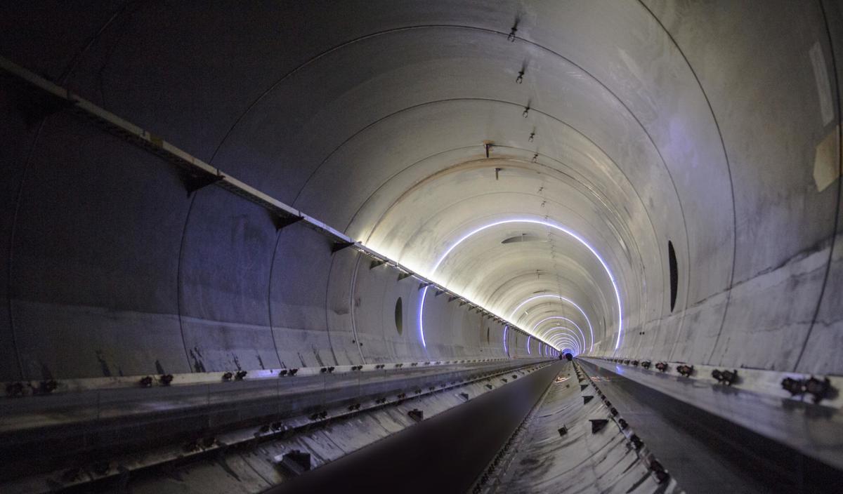 Inside Hyperloop