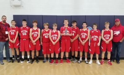 Southern 8th-grade tri-county basketball