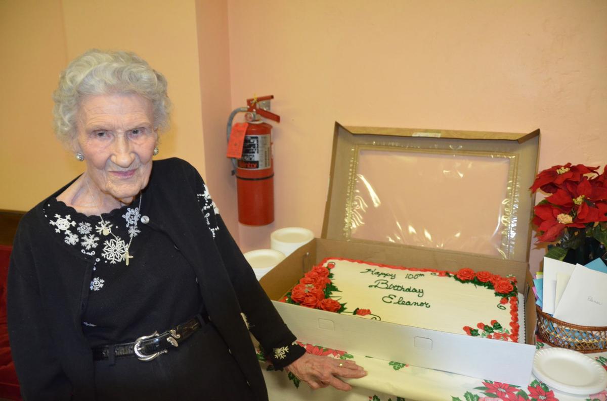 Celebrates 100th birthday