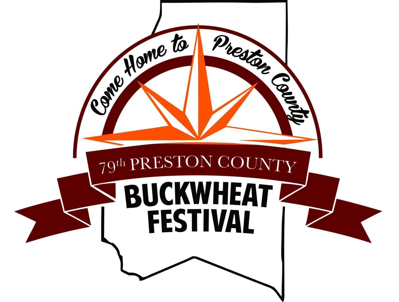 79th annual Buckwheat Festival logo