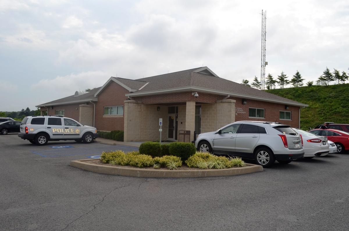 Marion County 911 Center