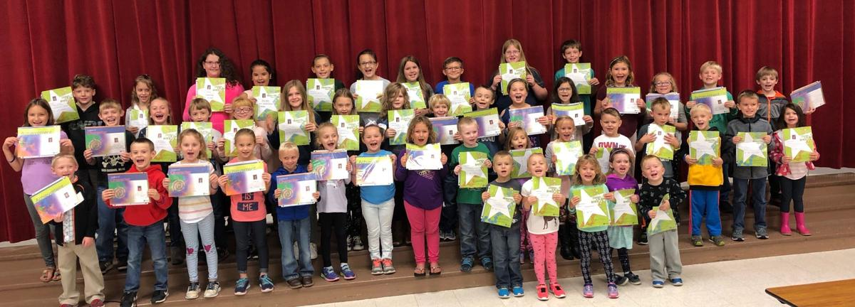 Broad Ford Elementary announces Students of the Month