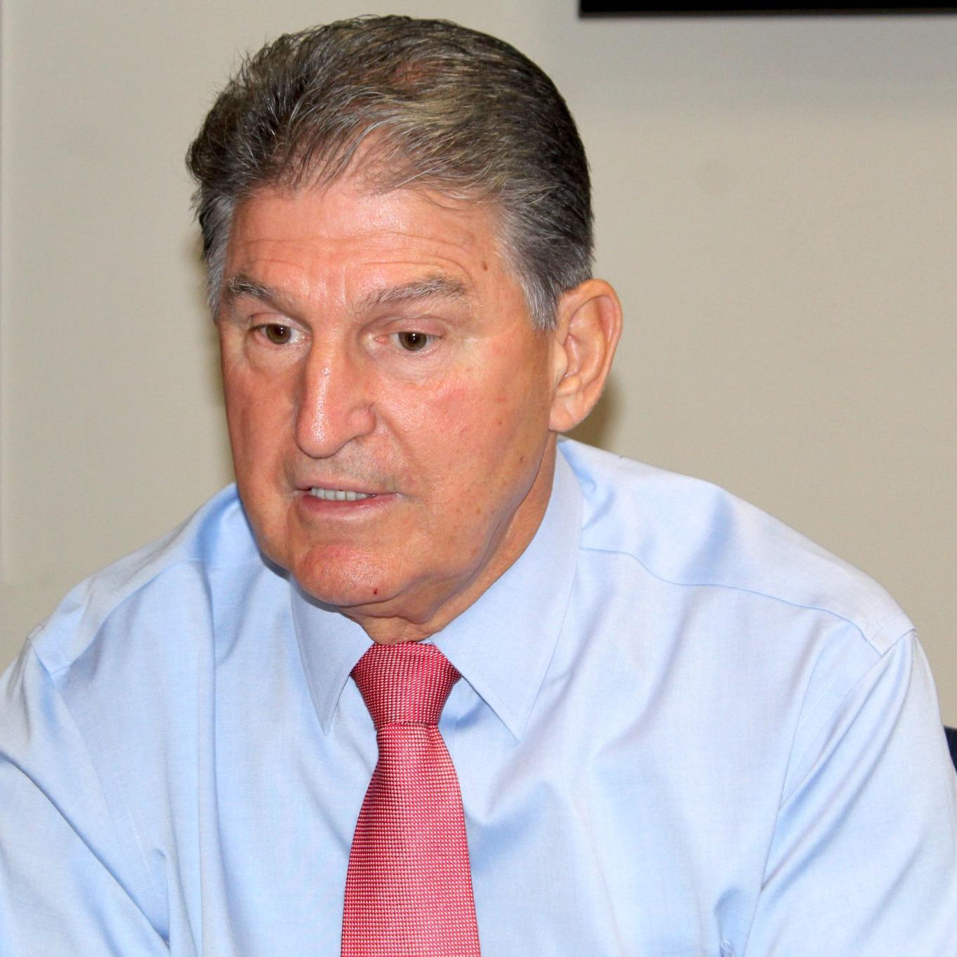 Sen  Manchin releases timeline of investigation into