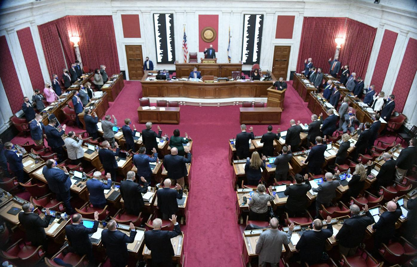 WV Legislature - House Floor