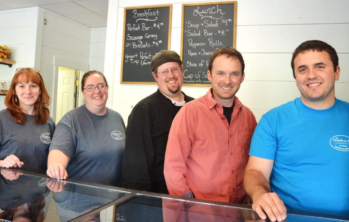 Casselman Bakery staff