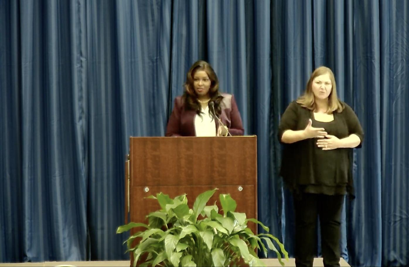WVU State of Diversity speech; Oct. 12, 2021