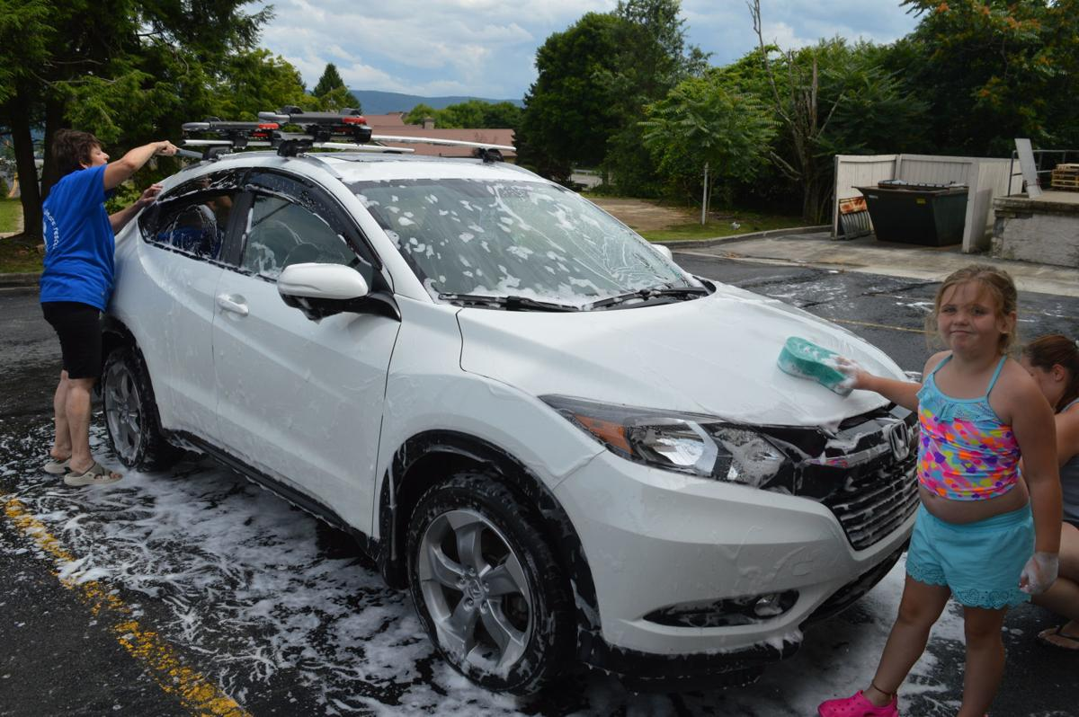Car Wash Goes To The Dogs News Wvnews Com
