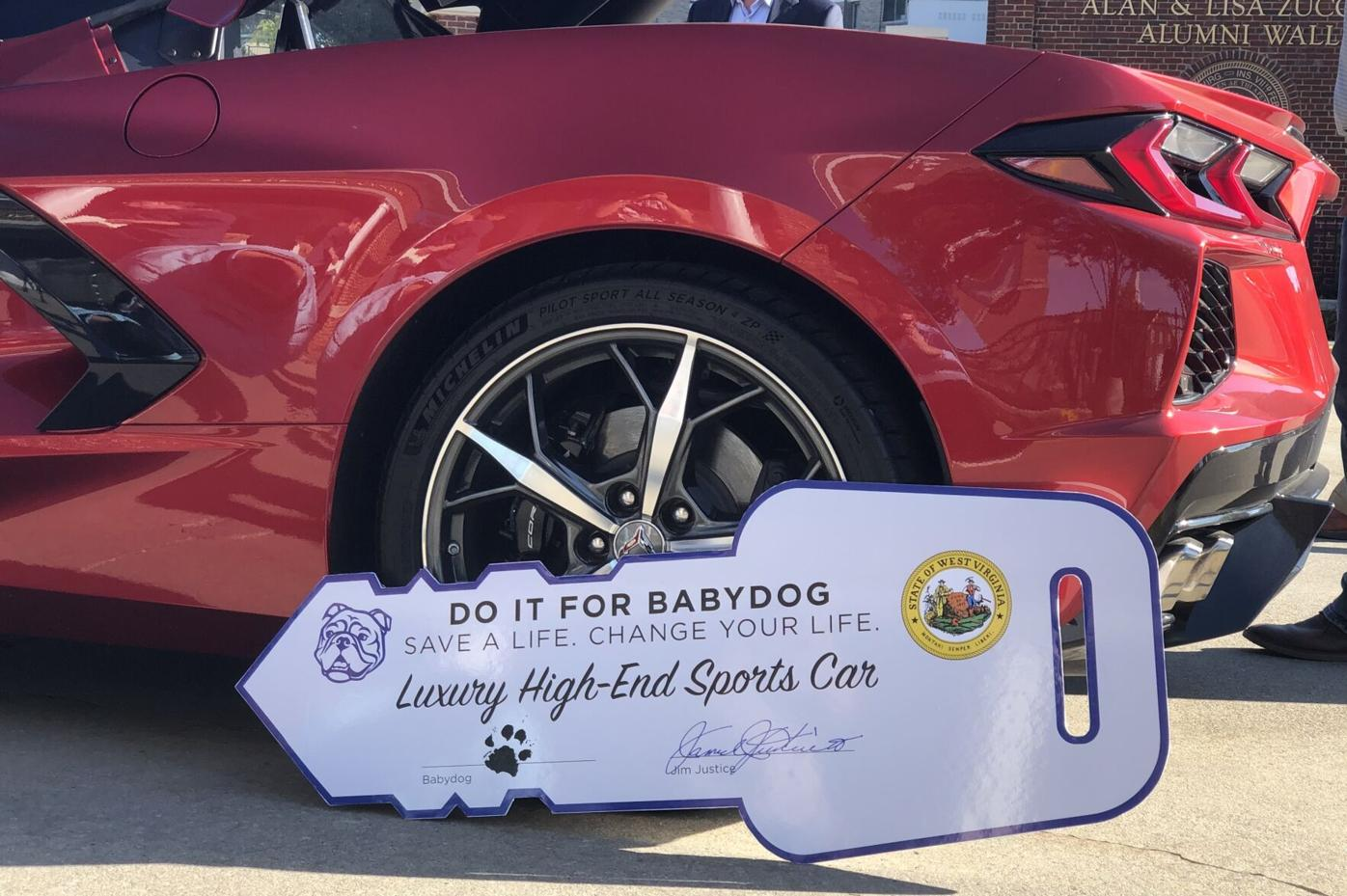 'Do it for Babydog' vaccine lottery sweepstakes; Sept. 30, 2021