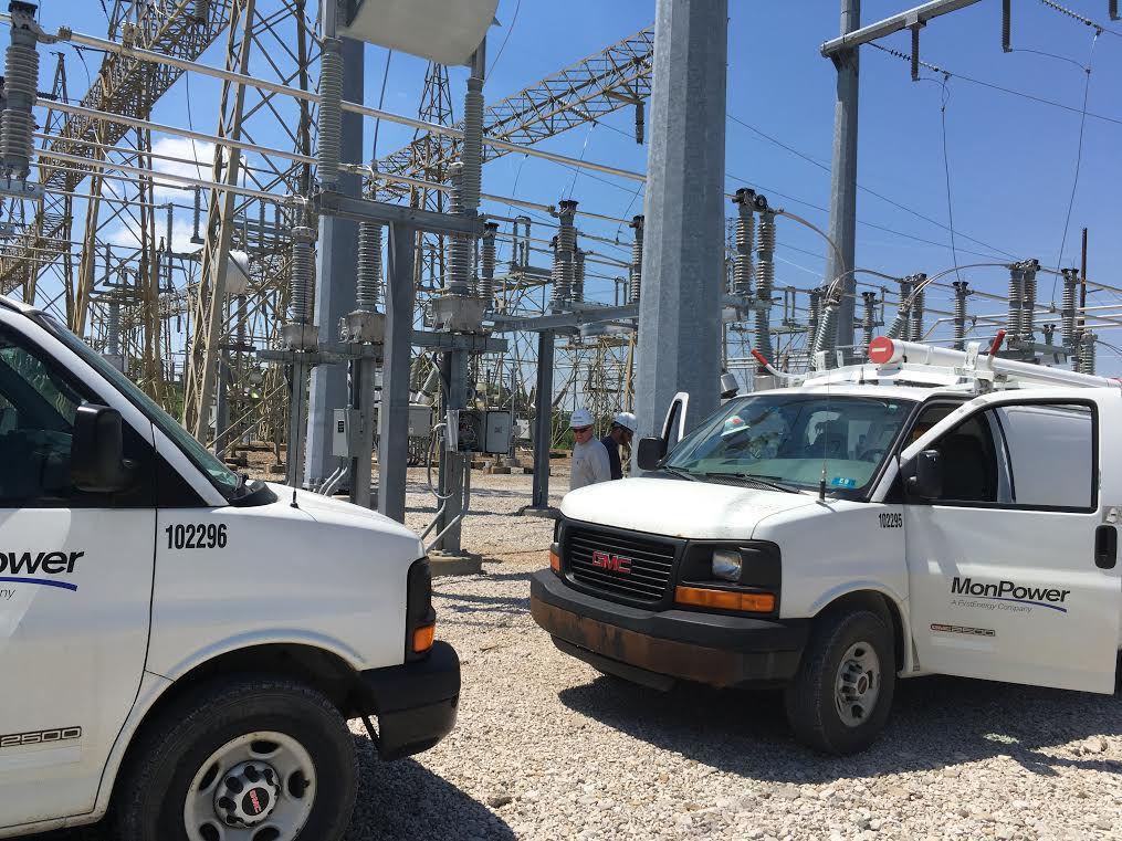 Mon Energy trucks