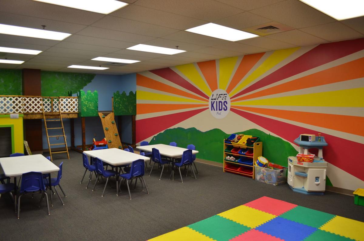 LIFE United Methodist Church - kids spot