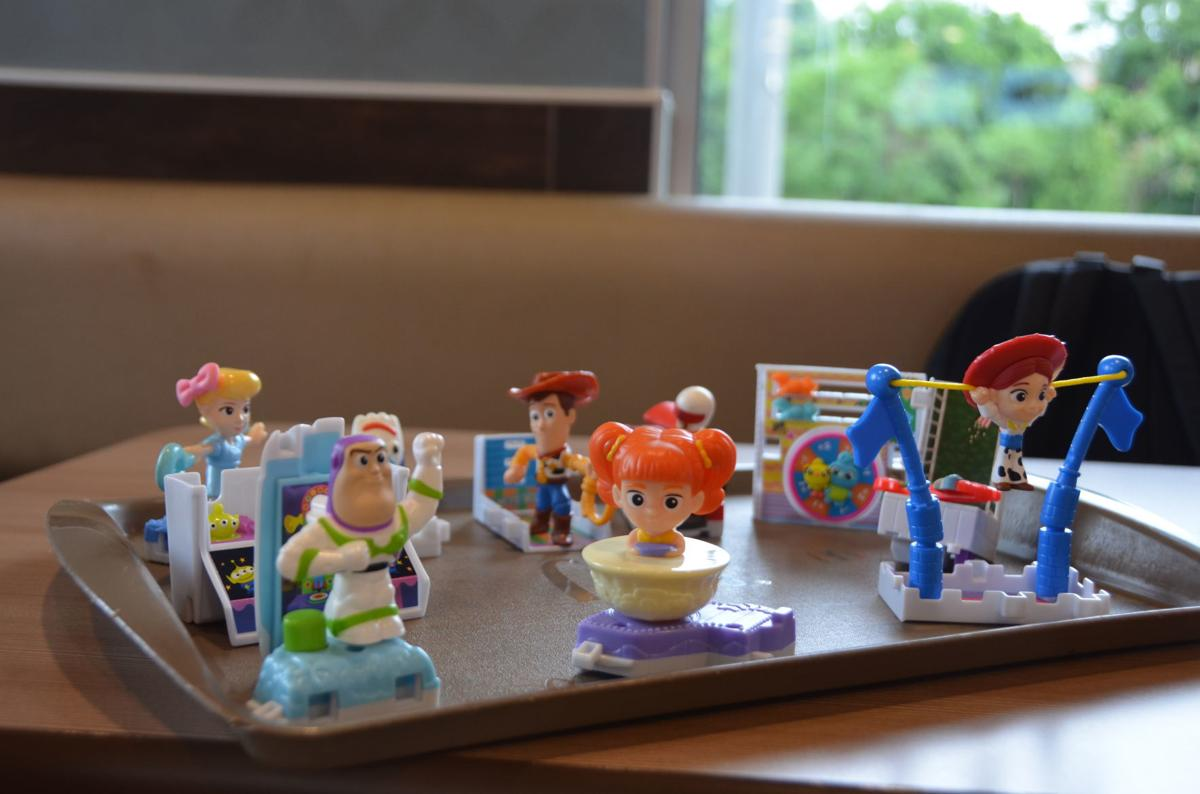 Toy Story McDonald's