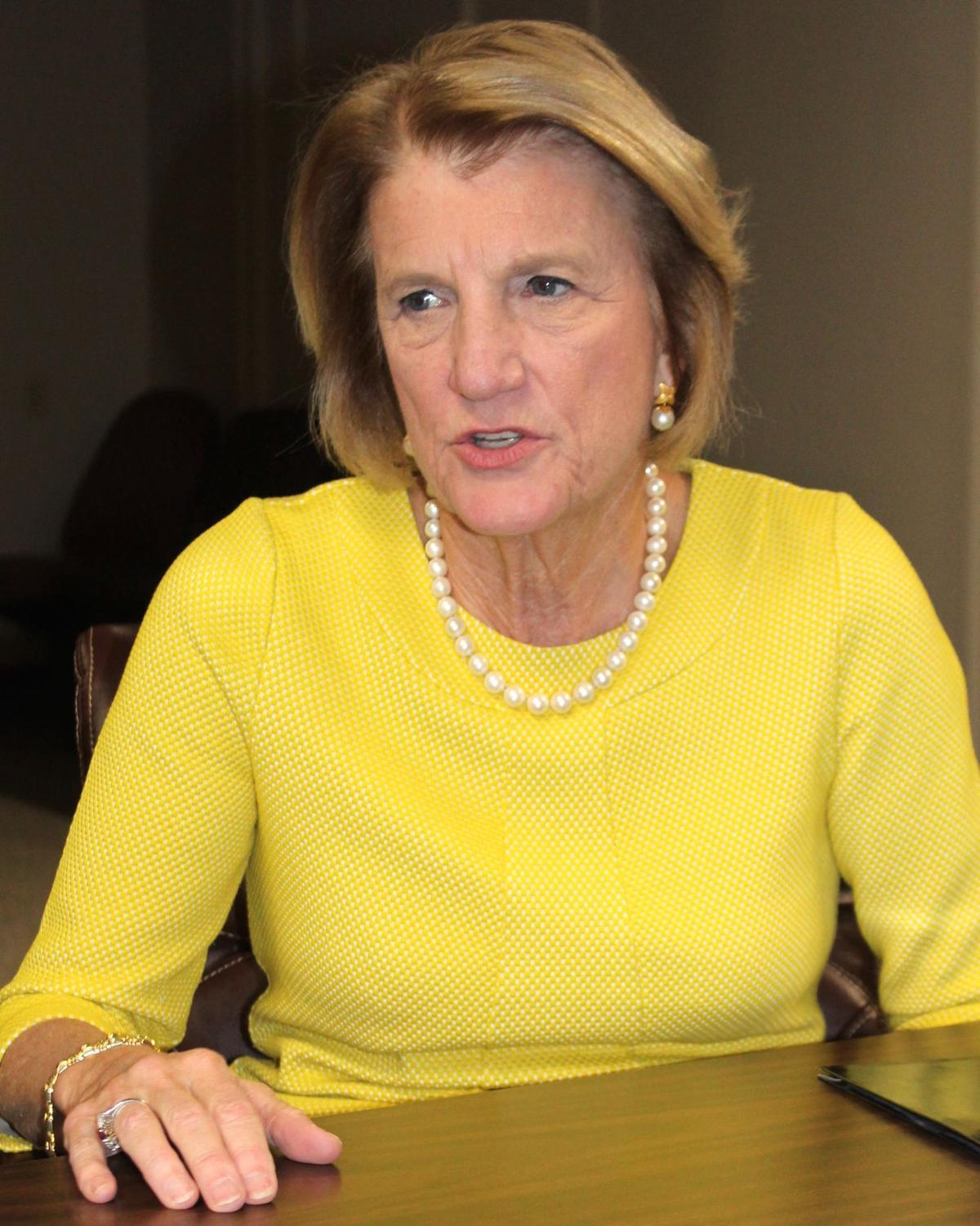 WV Sen  Shelley Moore Capito to run for re-election in 2020 | WV