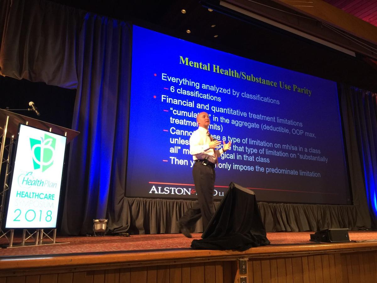 Two Day Healthcare Symposium Brings 200 Insurance Experts Providers