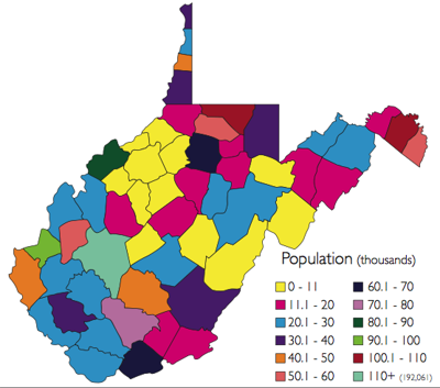 Consolidation offers unique solutions for West Virginia