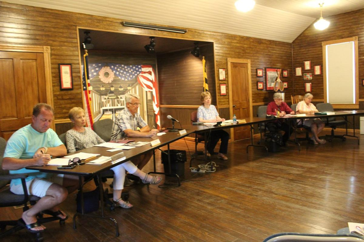 Mountain Lake Park council