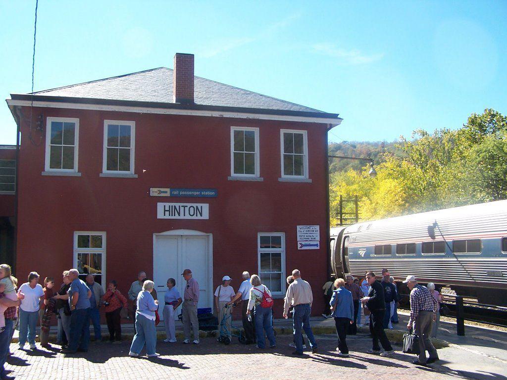 Hinton Railroad Days