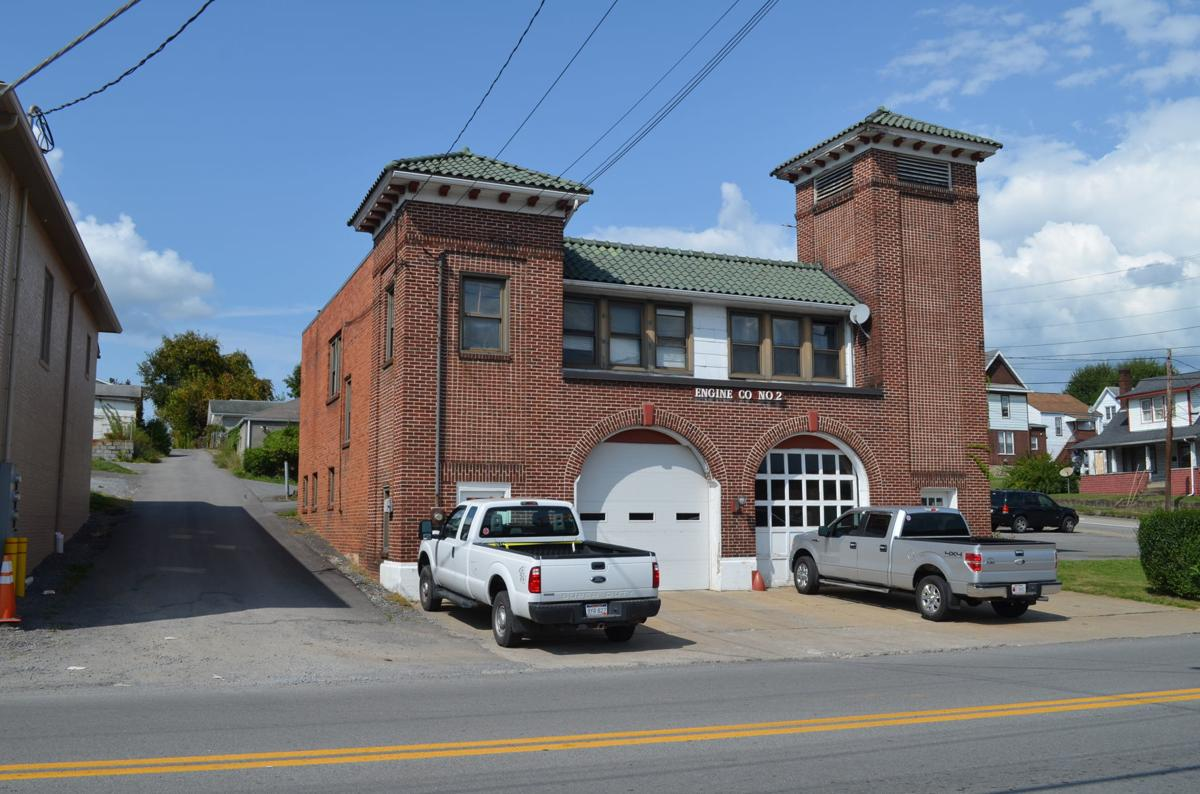 Old East Fairmont fire station