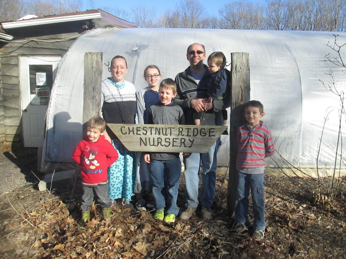 Chestnut Ridge Nursery is new venture for Grantsville family