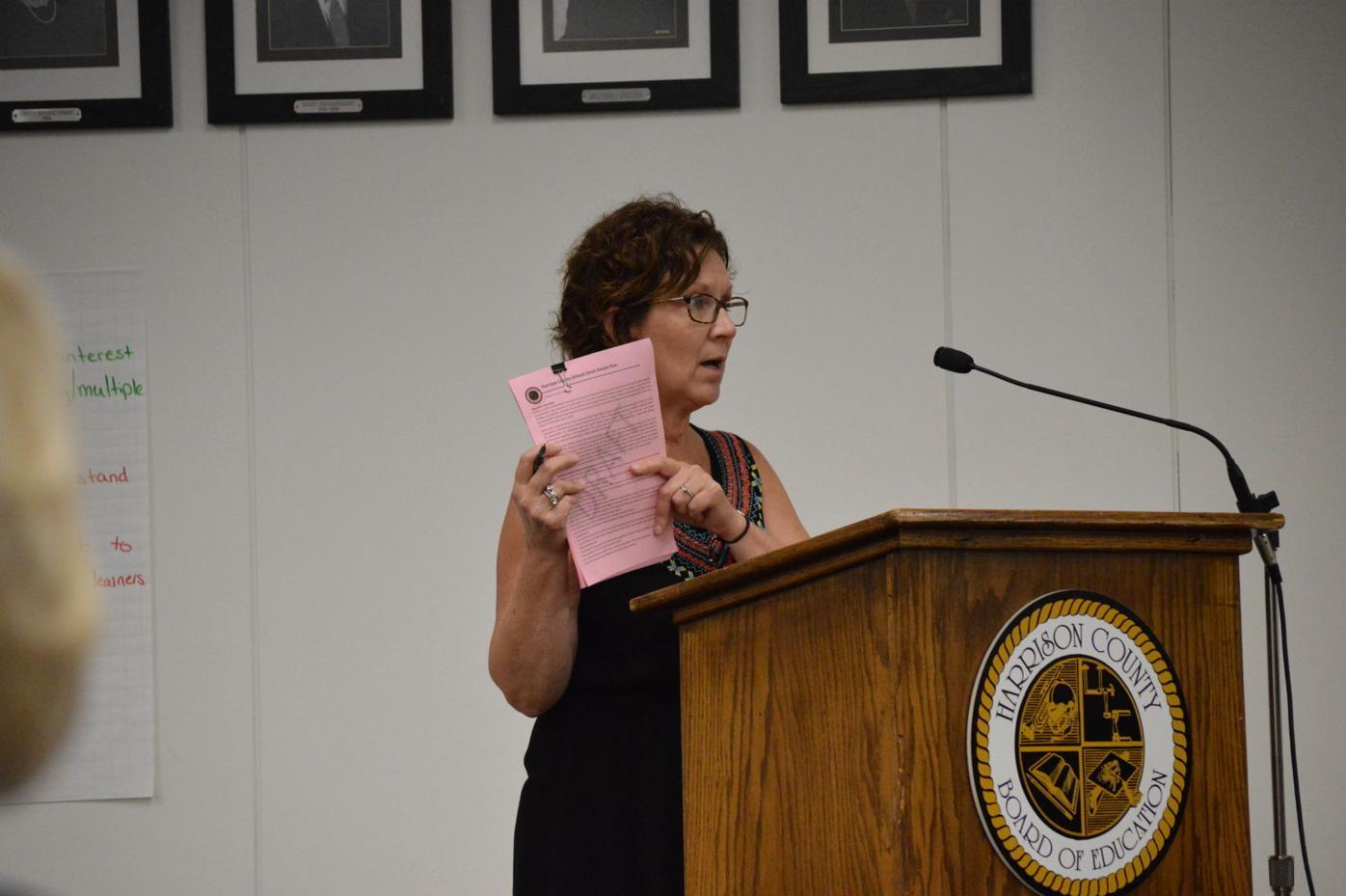 Jill Steele, in July 2020, about re-entry plans